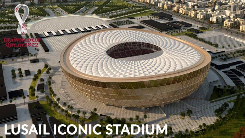 Sân vận động Lusail Iconic