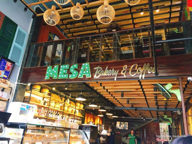 cà phê mesa